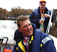Sir Matthew Pinsent (Image: Getty)