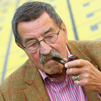Nobel Prize winning poet Gunter Grass (Getty)