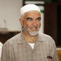 Palestinian activist Sheikh Raed Salah (Middle East Monitor)