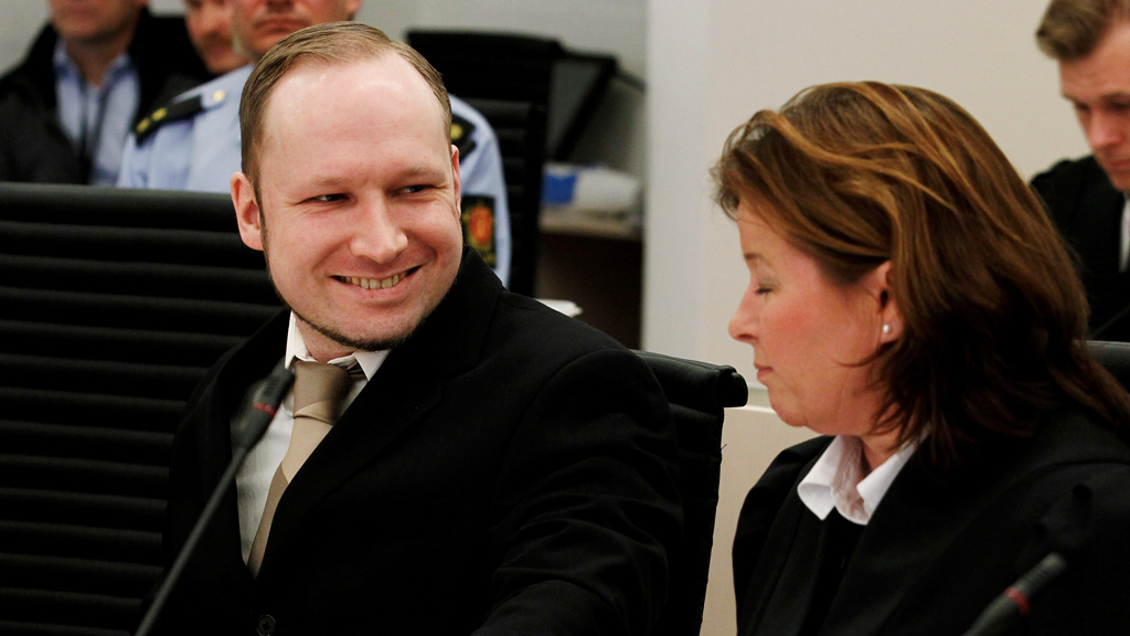Breivik News: Breivik Tells Court His Victims Were Guilty