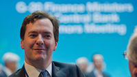 Chancellor George Osborne agrees to lend the IMF an extra �10bn, despite backbench Conservative concerns (Getty)