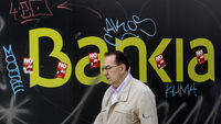 Spanish bank Bankia (Reuters)
