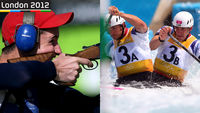 Shooting and Canoeing (Getty)
