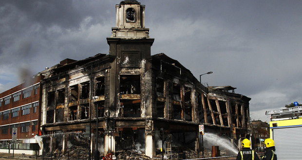 The Tottenham residents burned out by the riots