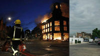 Compare and contrast: London riots one year on
