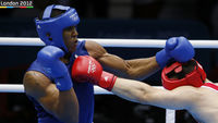 Anthony Joshua wins boxing gold for Britain (R)