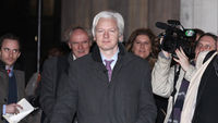 Julian Assange has spent almost two months in the Ecuadorian embassy