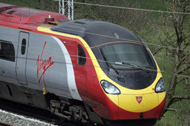 Virgin Rail (pic: Getty)