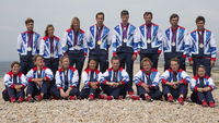 The sailing team won one gold and four silvers at London 2012 (Getty).