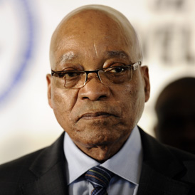 Jacob Zuma (Getty)