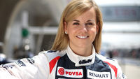 Susie Wolff will test drive an F1 car later this year.
