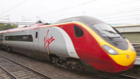 Virgin Trains' legal challenge delays government's plan to sign FirstGroup's 13-year contract to run the West Coast main line franchise
