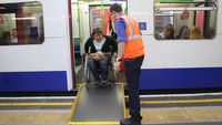 Paralympic legacy set for London tube stations (Transport for All)