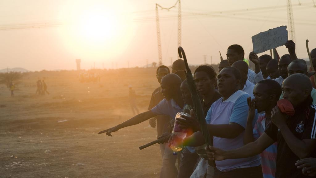 Marikana miners