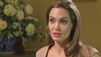 Angelina Jolie speaks out against warzone rape