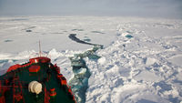 Gas tanker completes first ever Arctic winter voyage (G)