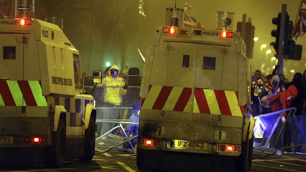 Belfast flag riot shows growing loyalist frustration
