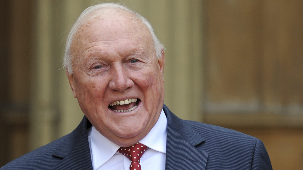 Stuart Hall (Reuters)