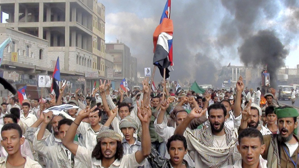 Arab Spring in Yemen (Reuters)