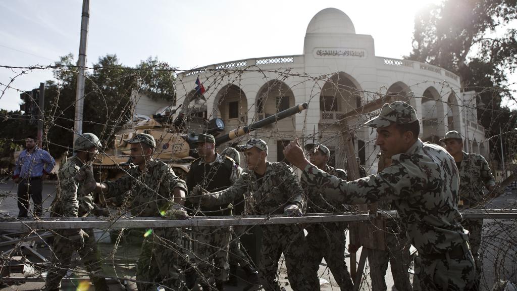 Egypt in turmoil as Obama expresses