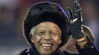 South Africa's former leader Nelson Mandela is admitted to a military hospital for tests although the nation's president told the public there is 'no cause for alarm; over the 94-year-old's health.