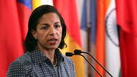 Susan Rice, the combative US ambassador to the United Nations, has withdrawn her name for consideration as the next Secretary of State (Reuters)