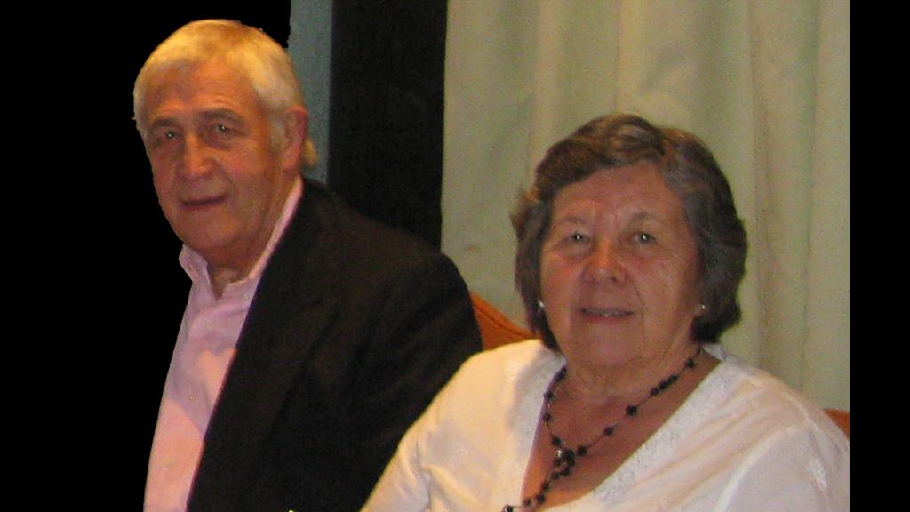 Ann and Peter Wheal