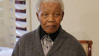 Nelson Mandela has received hospital surgery for gallstones. (Reuters)
