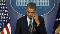 President Obama's 'overwhelming grief' at school shootings