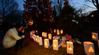 Obama to visit the grieving residents of Newtown, rocked by the shooting (Getty)