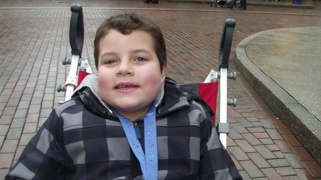 With the Neon case being heard in court, a mother tells Channel 4 News that although the side effects of radiotherapy can be serious, her son would have died if he had not had treatment.