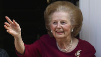 Margaret Thatcher (Reuters)
