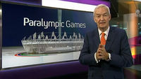 Jon Snow looks back at the Paralympics.