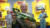 Thunderbirds creator Gerry Anderson dies aged 83