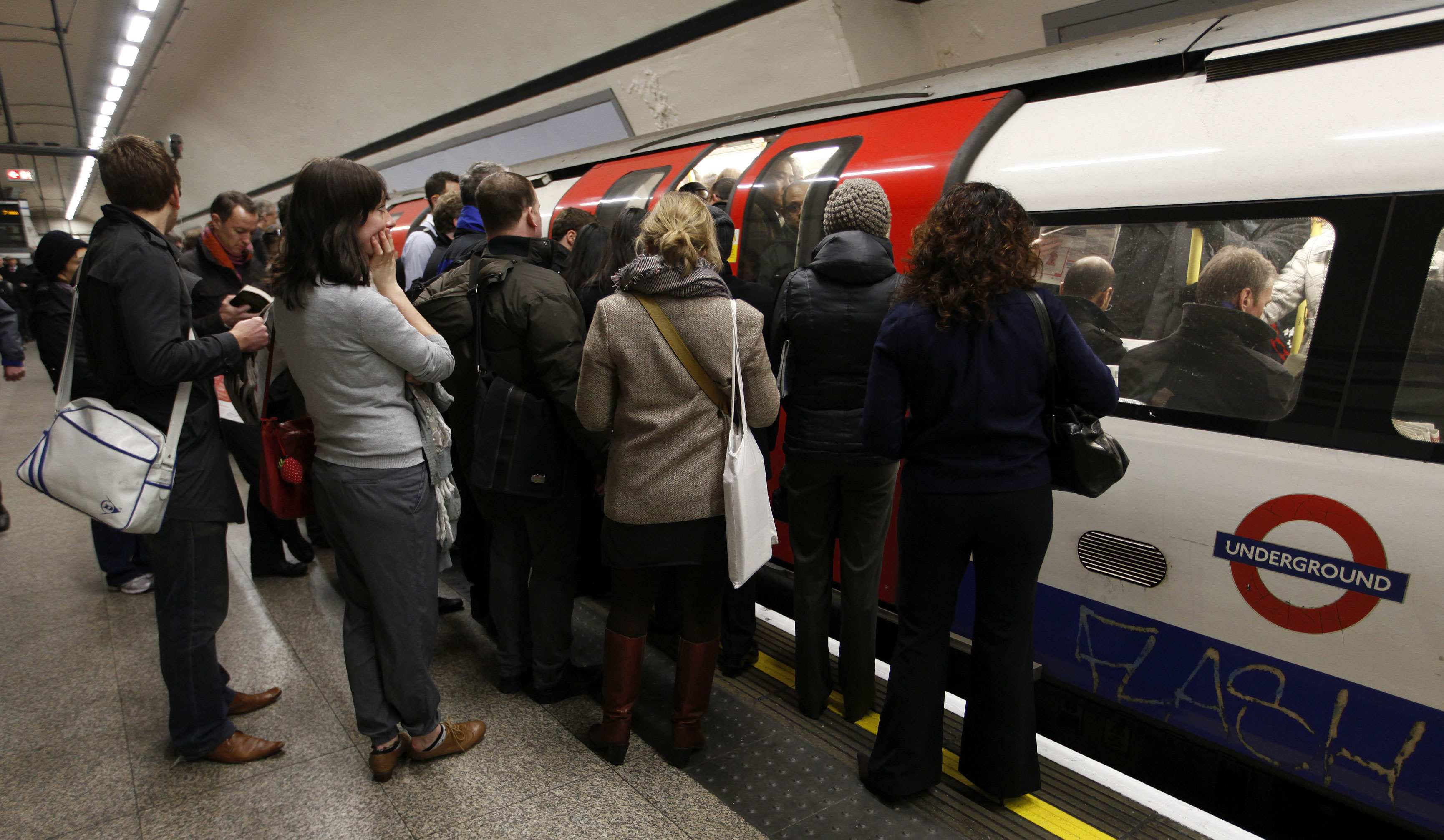 Transport for London warns 'significant disruption' is likely on the Tube during a Boxing Day strike by train drivers' union Aslef over holiday working conditions and pay.