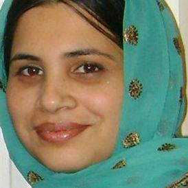 M26 crash victim Bushra Tazarib, 32.