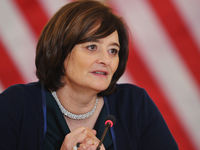 Cherie Blair has been awarded a CBE for services to women's issues and to charity in the UK and overseas.