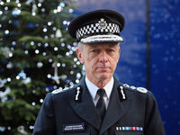 Bernard Hogan-Howe, the current commissioner of the Metropolitan Police, who recently returned from holiday to deal with the scandal around Andrew Mitchel and 'plebgate', has been knighted for serNews