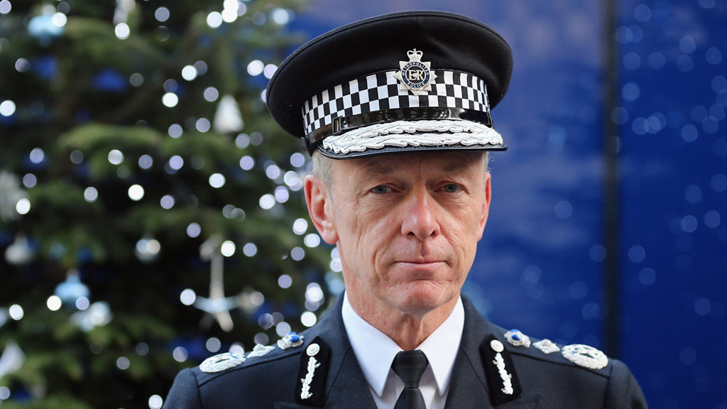 Sir Bernard Hogan-Howe, Met police commissioner. (Getty)