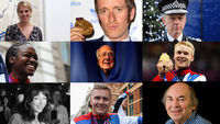 2013 New Year's Honours list (pictures from Getty)