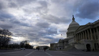 US politicians have hours to go before the deadline to avoid falling off the fiscal cliff (Reuters)
