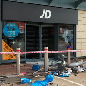 JD sports riots (G)