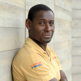The actor David Harewood (Getty)