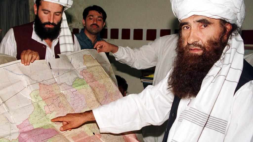 Taliban - Reuters