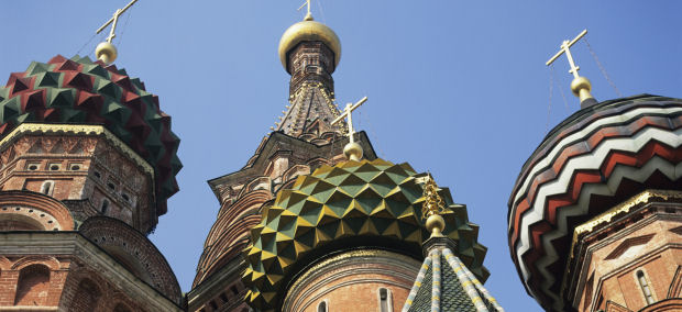 Russian roofscape (Getty)
