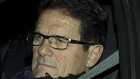 Fabio Capello resigns