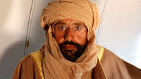 Saif Gaddafi to be transferred to Tripoli and tried in Libya (Image: Reuters)