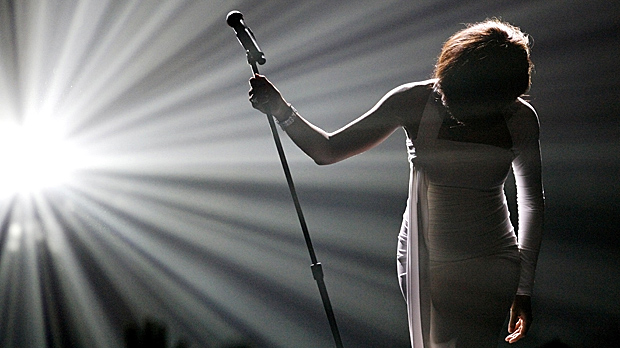 Whitney Houston dies aged 48 in a hotel room at the Beverly Hilton in Los Angeles (Image: Reuters)