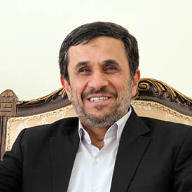 Ahmadinejad - Reuters