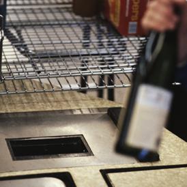 Supermarket booze (R)